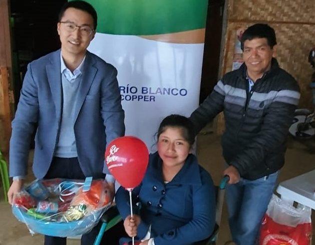 Río Blanco celebró el Día de la Mujer con madres de Ayabaca