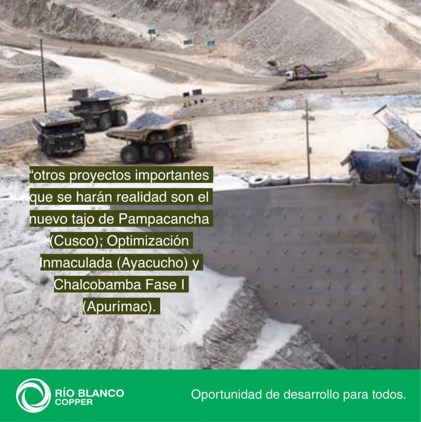 SIETE PROYECTOS MINEROS INICIAN SU CONSTRUCCIÓN EL AÑO 2021 EN PERÚ.